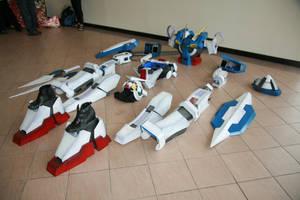Gundam Exia - 7 of 9