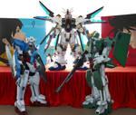 Gundam Exia - 9 of 9