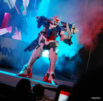 00 Gundam - on the Stage
