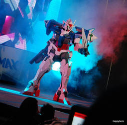 00 Gundam - on the Stage