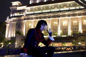 Lelouch Cosplay