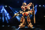 Gundam Unicorn in Jakarta