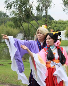 Ryuuki and Shuurei