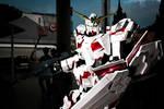 Unicorn Gundam cosplay