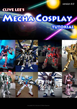 Gundam/mecha cosplay tutorial - Cover page