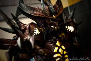 Diablo (Diablo III) cosplay