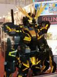 My Unicorn Gundam Banshee cosplay
