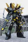Unicorn Gundam 02 Banshee Norn cosplay