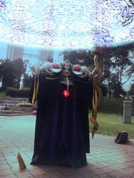 Ainz Ooal Gown cosplay 2