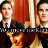 Glee Icon Klaine by xSavannahxx