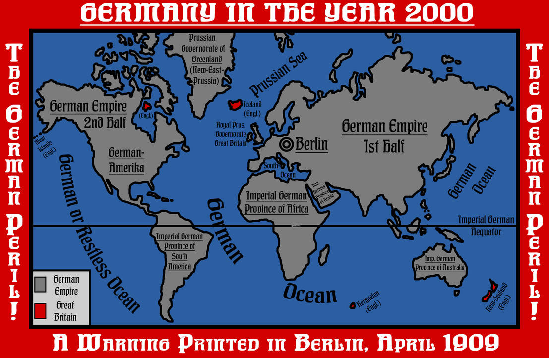 Map Of Germany 2000.The German Peril Germany In The Year 2000 By Robeatnix On Deviantart