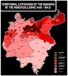 Prussian Territorial Expansion (1415-1943)(AltHis) by Robeatnix
