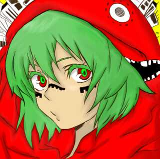 Gumi(Matryoshka) Coloring pratice by NoxNyx
