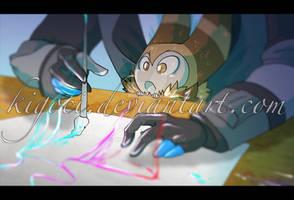 NOC: Painter's magic!