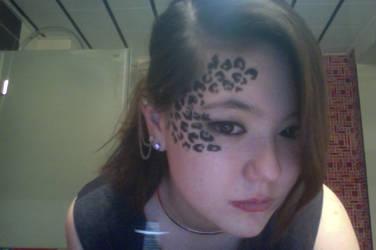 Cheetah Print Tattoo #2 by LunaMoonSinger