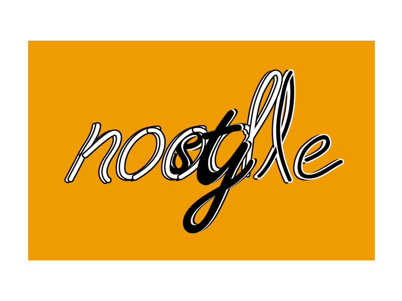 Noodle Style Logo by huMAC