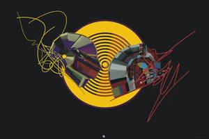 Daft Punk by huMAC