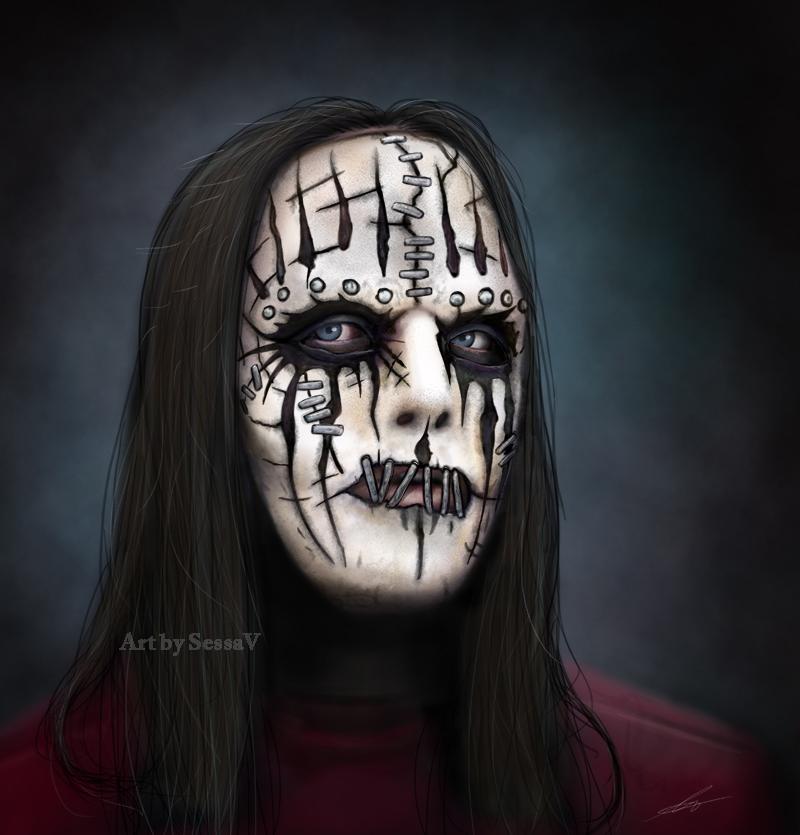 Slipknot - Joey Jordison by SessaV
