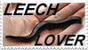 Leech Lover Stamp by SessaV