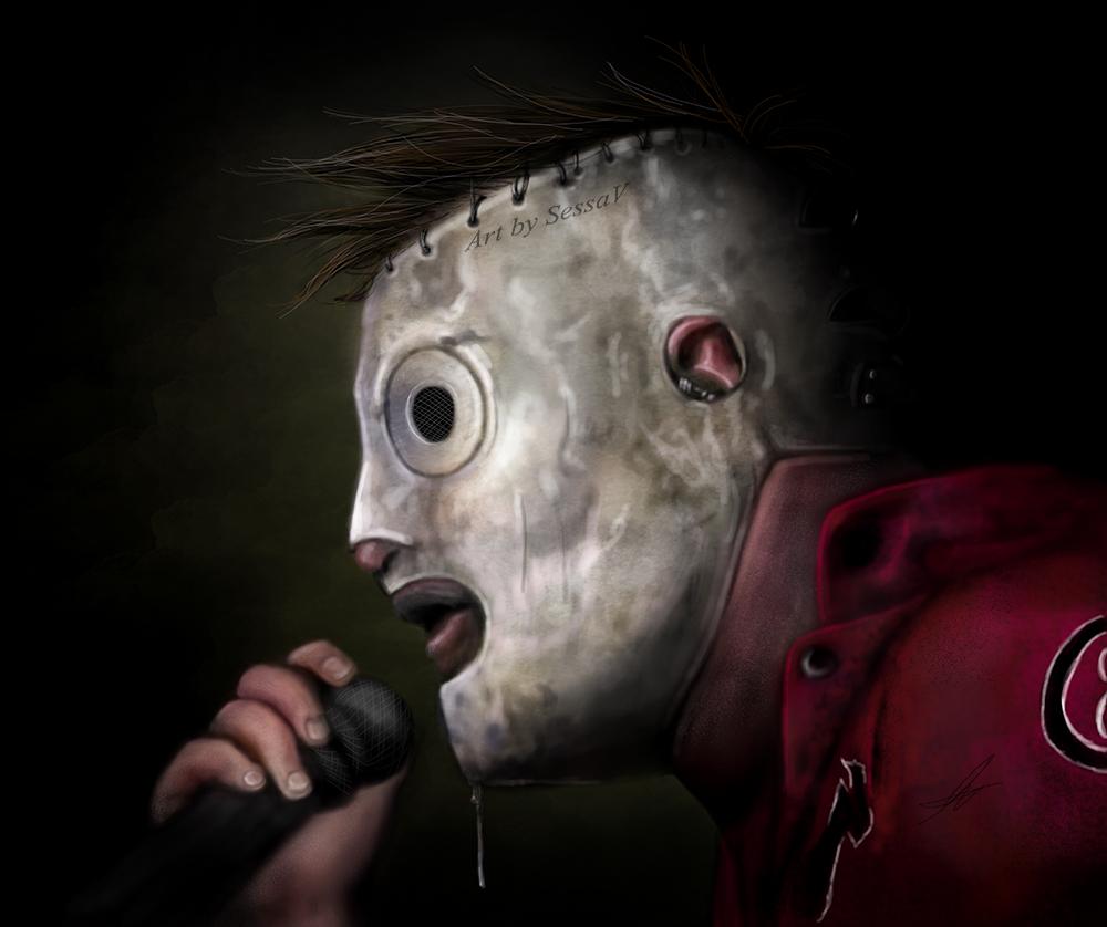 Corey Taylor - Slipknot by SessaV on DeviantArt