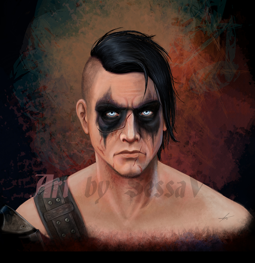 My Fallout 4 Character by SessaV