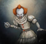 IT - Pennywise 2017 - 2