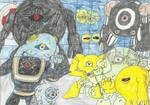 The Devil Robots