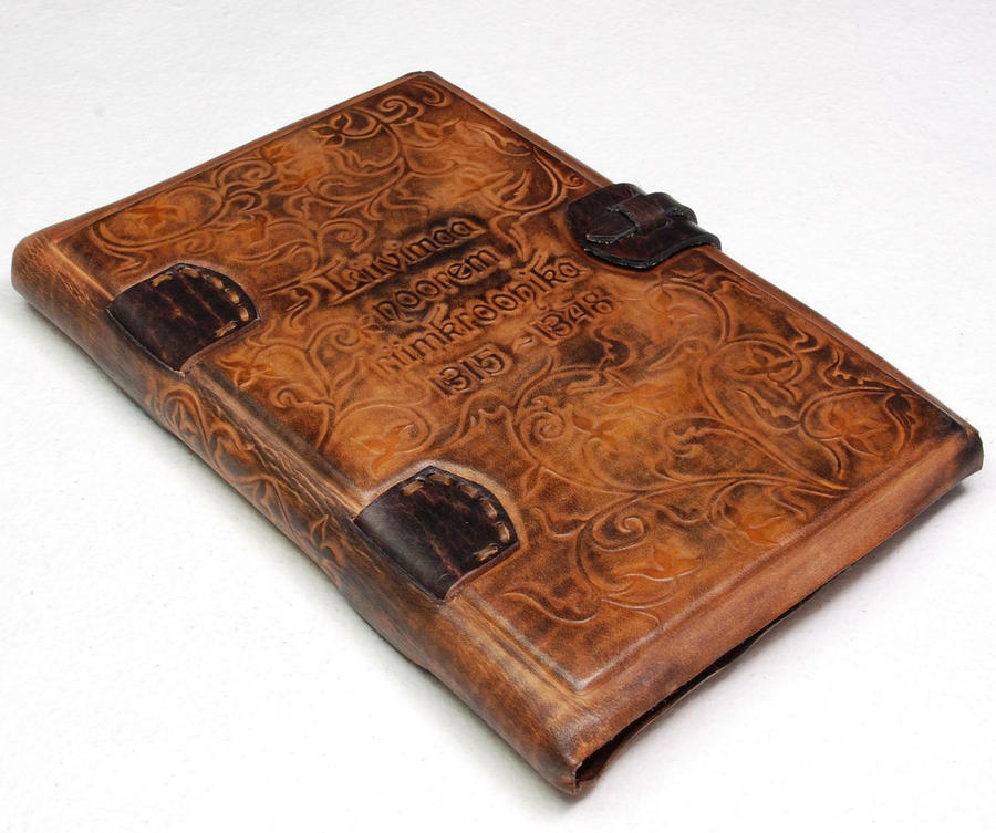 Old Chronicle Book by gildbookbinders