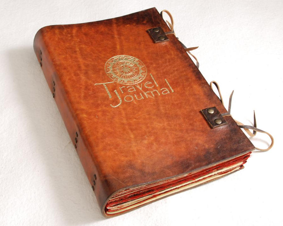 how to make a travel journal online