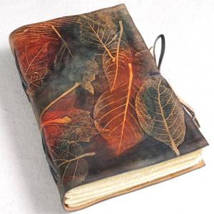 Unique Leaf Journal