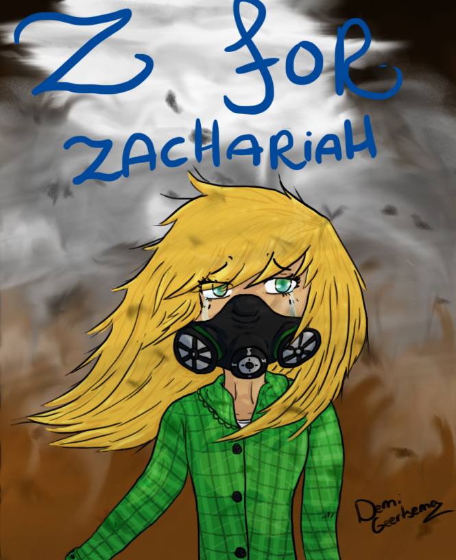 Z For Zachariah book report by jellowpaw on DeviantArt