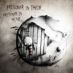 this world is a prison.