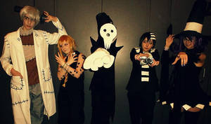 Cosplay - Soul Eater by GoldSenshiNoHanoko