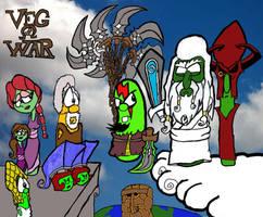 Veg of War complete by Kenny-boy