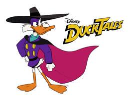 Darkwing Duck Ducktales 2017 style