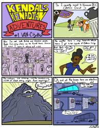 Kenadian Adventure by Kenny-boy