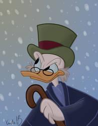 Scrooge-Mickey's Christmas Carol by Kenny-boy