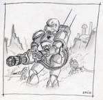 Harkonnen trooper