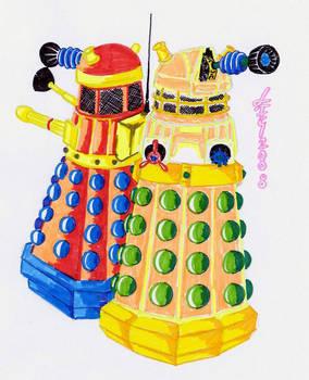 Dalek specialists