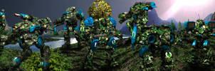 Green Hawk Grenadiers