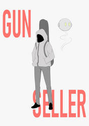 Boy And His Bot (Gunseller 3) by toysrebelled
