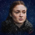 Sansa-stark- Sophie Turner