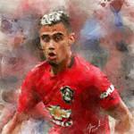 Andreas Pereira - Man Utd