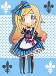 Chibi Alice 1