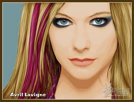 Avril Lavigne by barstorres
