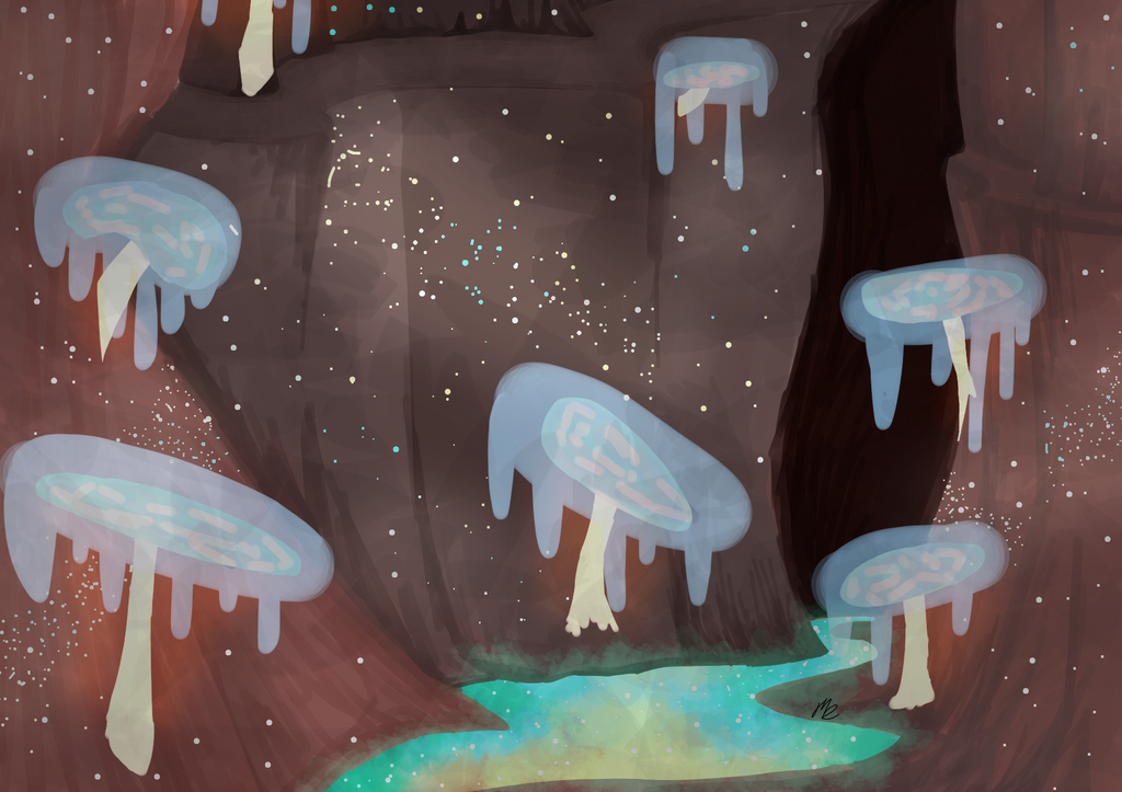 Star Dust Valley by diamondpup