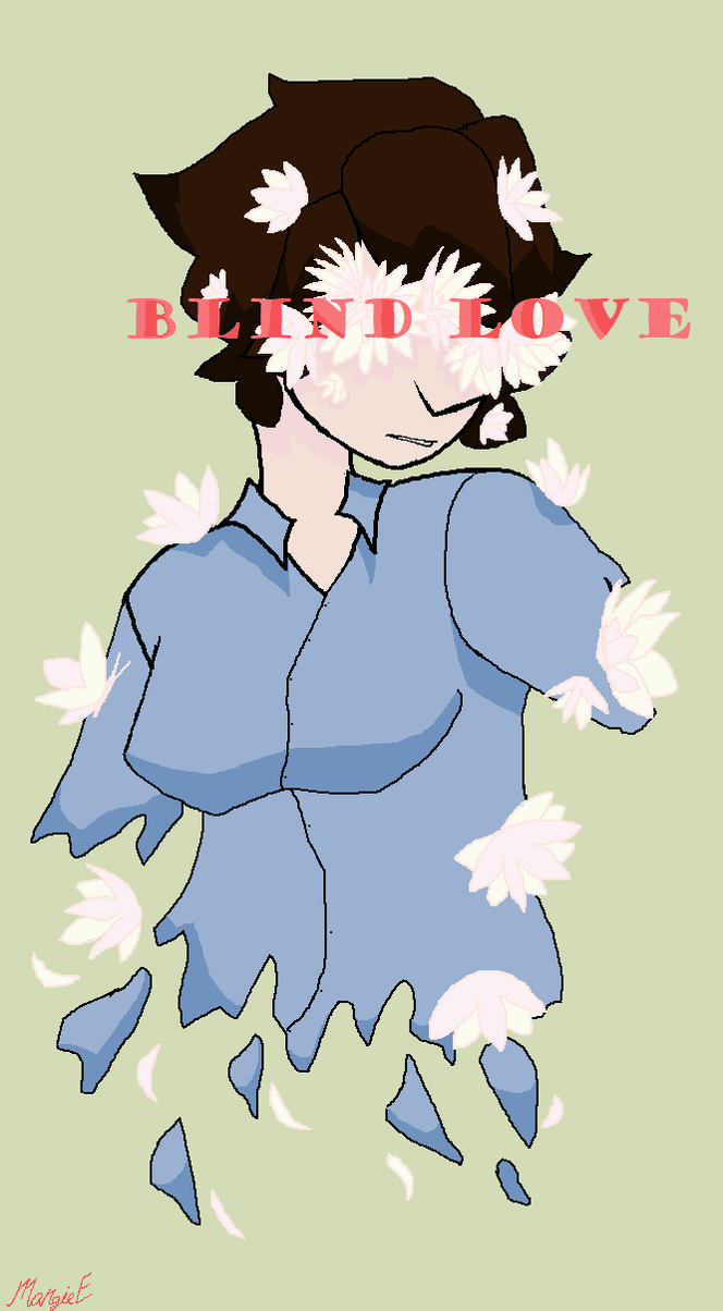 Blind Love | drawing in ms paint by diamondpup
