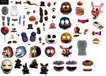 FNaF Toy Animatronic Resource Pack