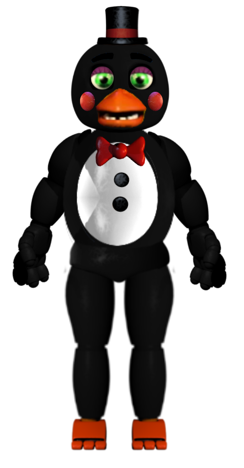 Penguin Animatronic by DaHooplerzMan on DeviantArt
