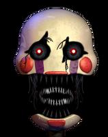 Nightmare Puppet by DaHooplerzMan